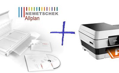 Ajándék A3 nyomtató- szkenner jár most az Allplan mellé!