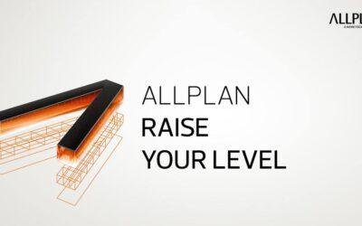 Allplan építész tervező szoftver újításai