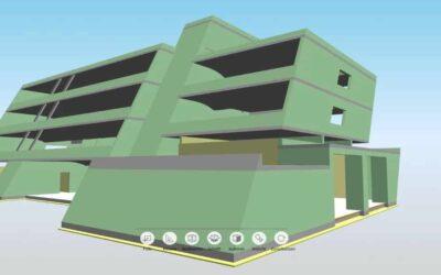 Átállás a 2D CAD-ről a 3D BIM-re