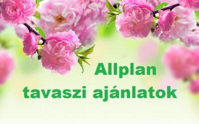Tavaszi Allplan ajánlatok