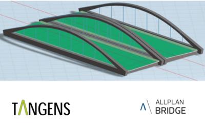 Allplan Bridge: BIM kísérleti projekt Alsó-Szászországban