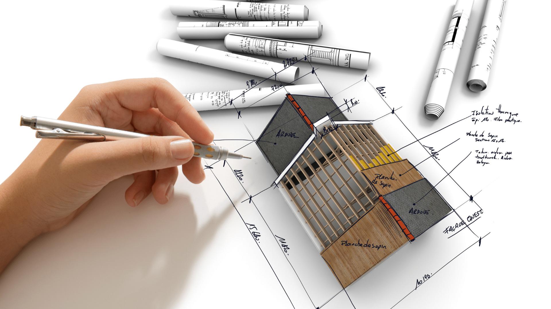 építészeti tervezés 2