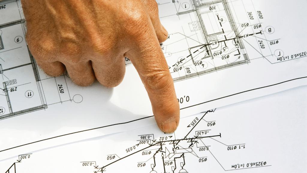 építészeti tervezés 5